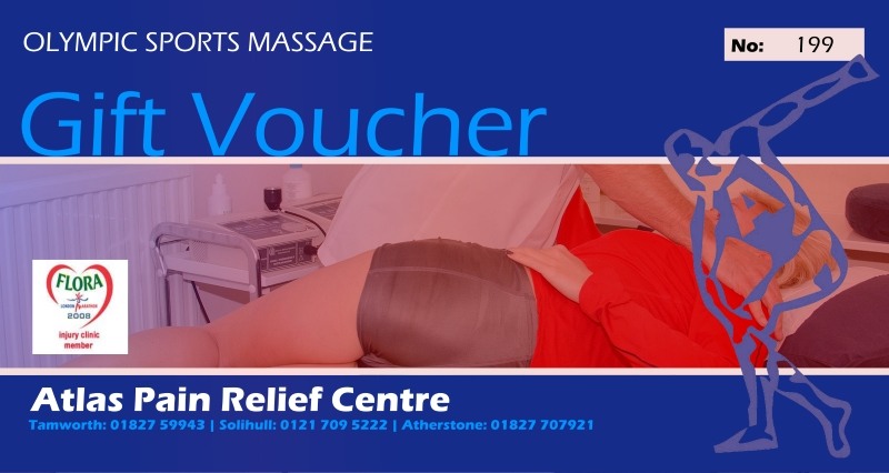 Atlas Gift Voucher - Small