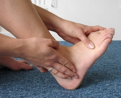 Foot Pain Example