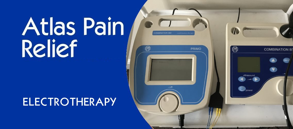 Atlas Pain Relief Electrotherapy