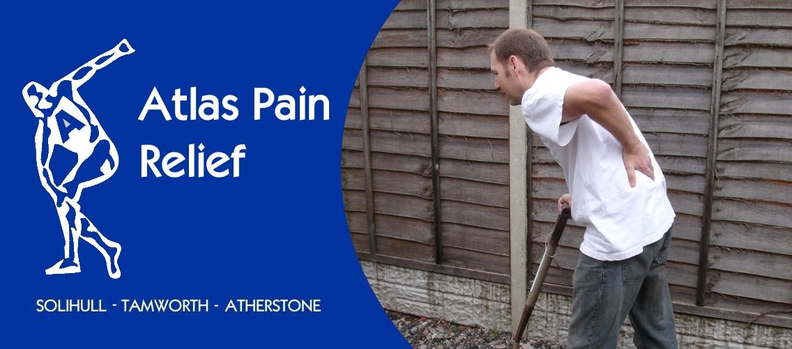 Atlas Pain Relief Homepage Pain Relief Banner Mobile